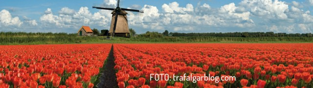 The most beautiful villages in Holland
