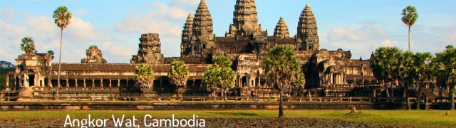 Explore the wonders of Angkor, Cambodia