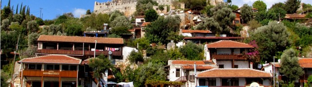 The most beautiful villages in Turkey